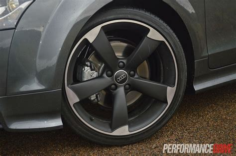 Audi S Line Wheel by Audi Tt S Line Competition 19in Rotor Wheels
