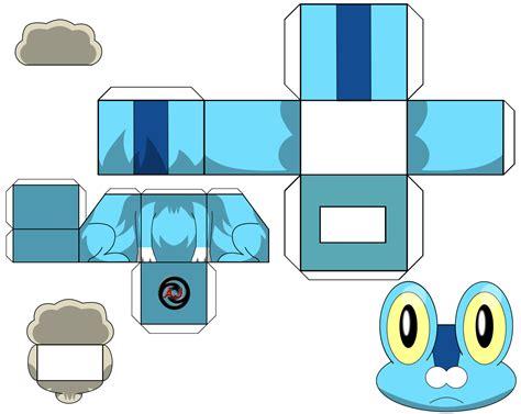 Paper Cube Craft - cubecraft x y papercraft fennekin cubecraft