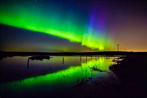Nothern Lights by Northern Lights Christopher Martin Photography