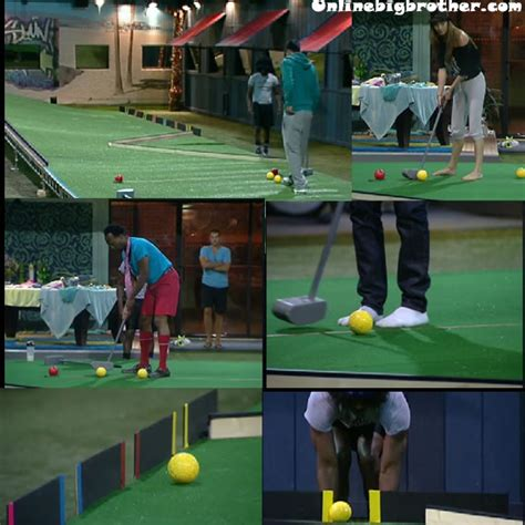 kennedy kennedy kennedy swing batter big brother 13 spoilers lockdown over comp in by to