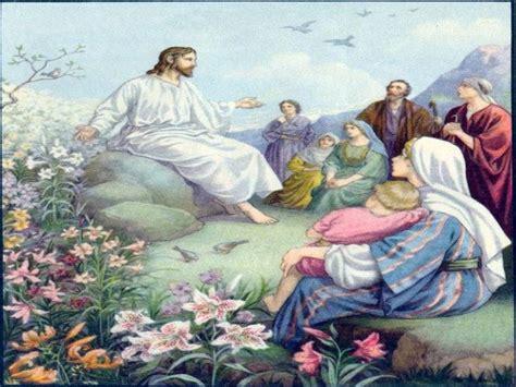 imagenes de jesus predicando cuadros de jes 250 s predicando obrerofiel