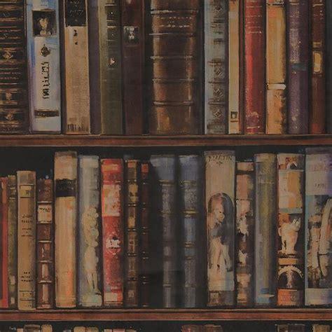 library wallpaper design uk library multi wallpaper andrew martin