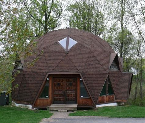 a collection of images of geodesic domes sanity