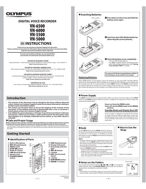 olympus manual free pdf for olympus vn 120 voice recorder manual