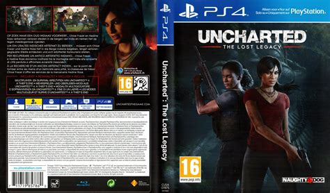 Ps4 Uncarted Thelost Legacy uncharted the lost legacy cover ps4 german german
