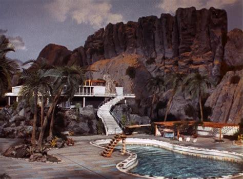 thunderbirds are go thunderbird 1 bay and island revealed swimming pool tracy island thunderbirds wiki fandom