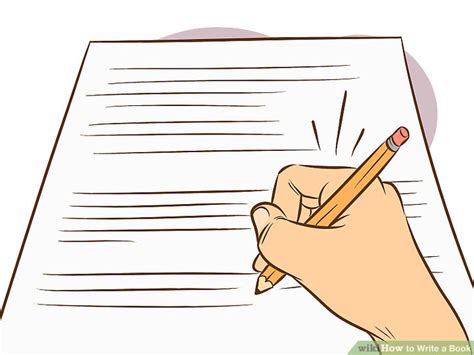 picture books about writing 5 simple ways to write a book wikihow
