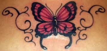 Butterfly Foot Tattoo Designs » Home Design 2017