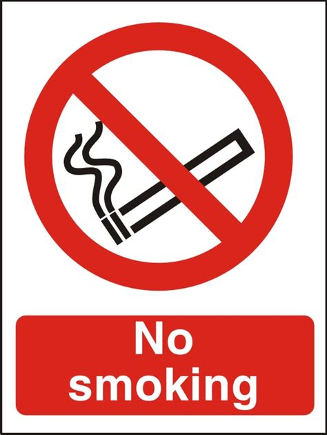 No Smoking Sign Outdoor | no smoking outdoor sign non smoking signage