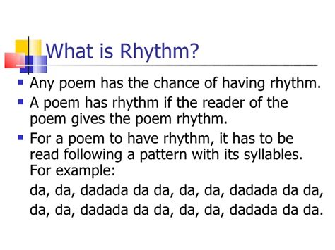 pattern rhythm definition rhyme rhythm and alliteration