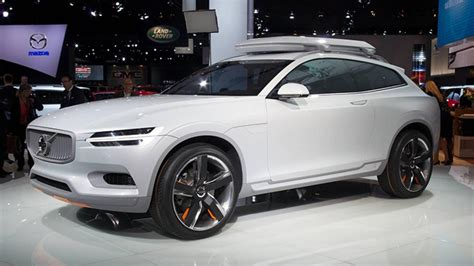 volvo xc coupe revealed volvo xc coupe concept top gear
