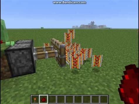 how to build a banister railing how to build a minecraft powered rail factory easy minecraft project