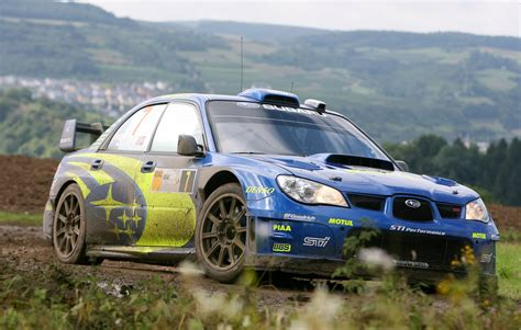 Subaru Impreza Rally Wallpaper Image 171