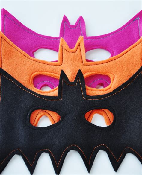 diy masks diy bat mask tutorial andrea s notebook