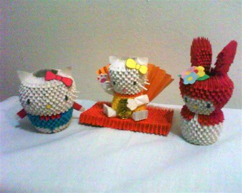 3d Origami Figures - figures 1 jpg album david foos 3d origami