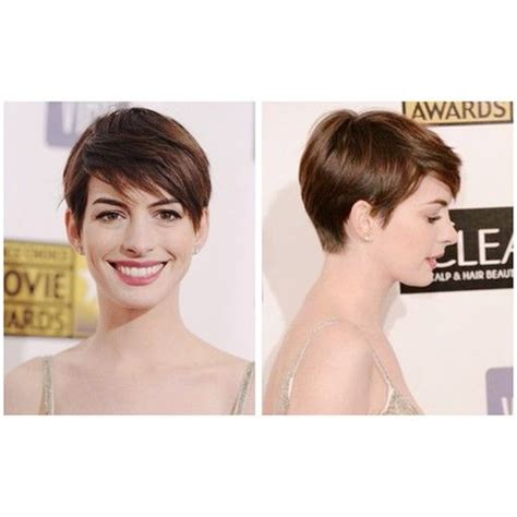how to make a pixie cut look like a bob best 25 anne hathaway haircut ideas only on pinterest