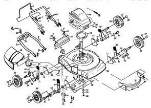 craftsman lawnmower parts model 917382830 sears partsdirect