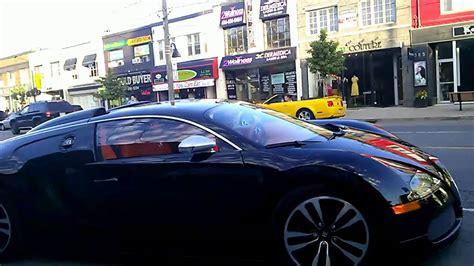 bugatti drake drake drives bugatti veyron in toronto youtube