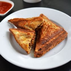 Grilled Cottage Cheese by Easy Sandwich Recipe Tastespotting