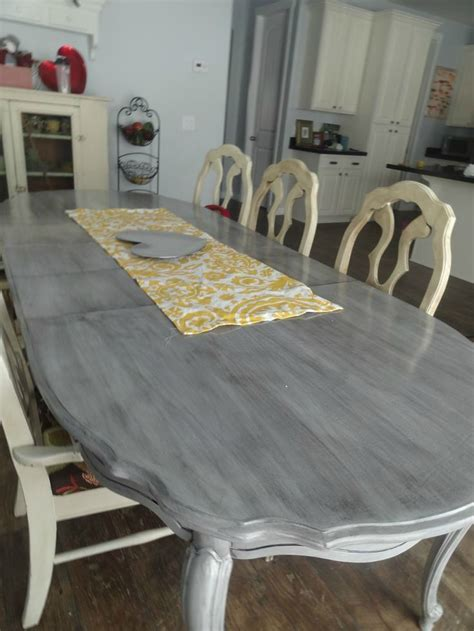 How to Refinish a Kitchen Table Part 2   DIY Ideas
