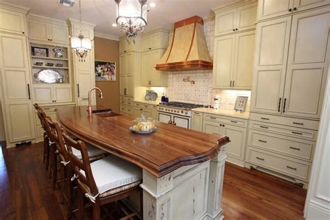 furniture style kitchen island dazzling kitchen island furniture style with copper pull