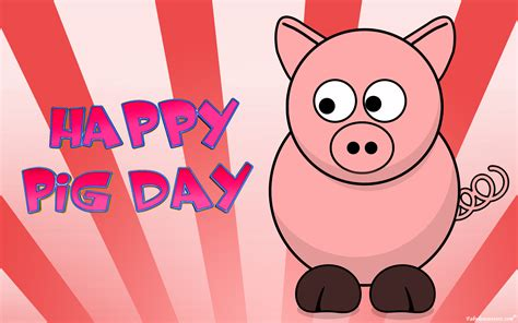 happy pig day annies home happy pig day