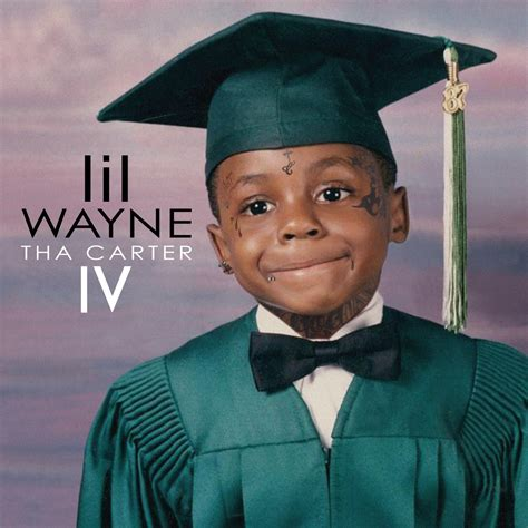 lil wayne s tha carter iv official album cover