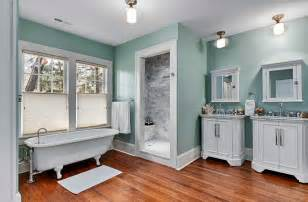 Bathroom Paint Ideas Pictures Cool Paint Color For Bathroom With White Vanity Cabinets Ideas Home Interior Exterior