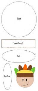 Indian Headdress Template by Colorful Indian Headdress