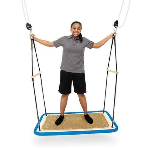 southpaw swing linear gliders sensory integration southpaw