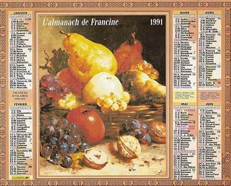 Calendrier De 1991 1991 Geneawiki