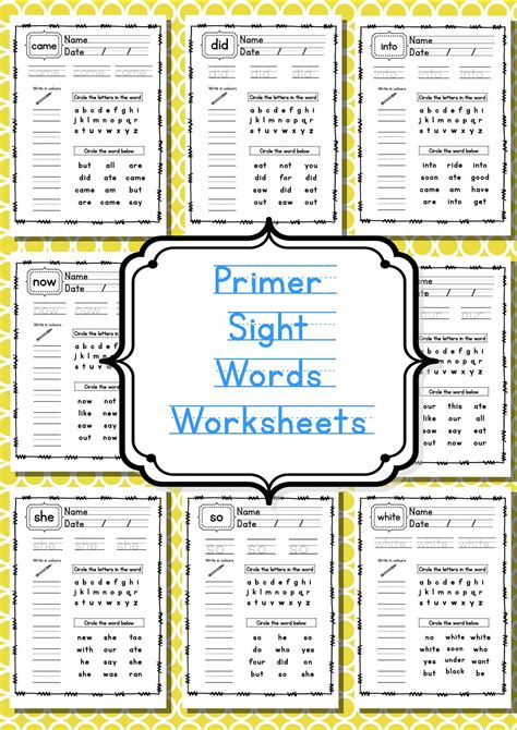 printable worksheets sight words new 939 sight word worksheets sight word worksheet