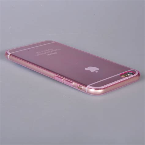 Hp Iphone 6 Pink for apple iphone 6 4 7 quot ultra thin clear soft gel fitted