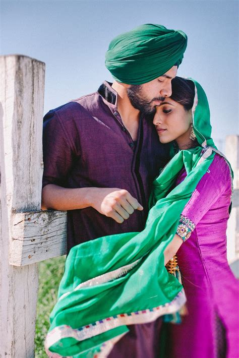images of love in punjabi punjabi wedding photos indian fashion pinterest