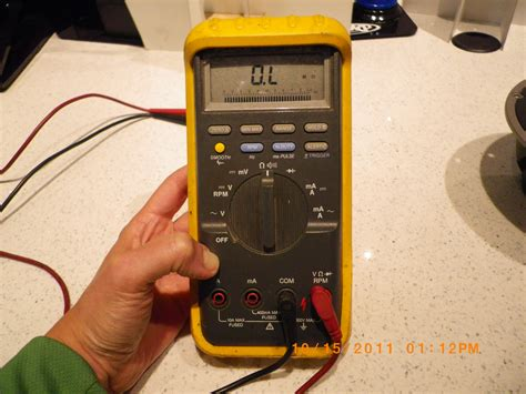 how to test trailer lights with a multimeter test trailer wiring harness multimeter trailer light