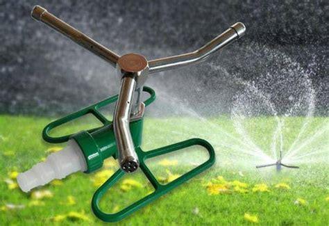 Jual Sprinkler Putar permudah aktivitas menyiram tanaman dengan rotary