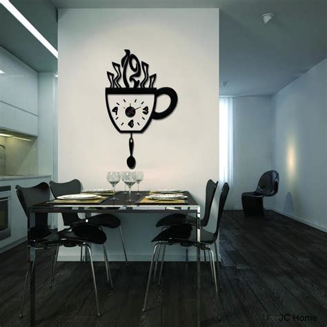 best decor kitchen wall clocks as a decorative technique in the