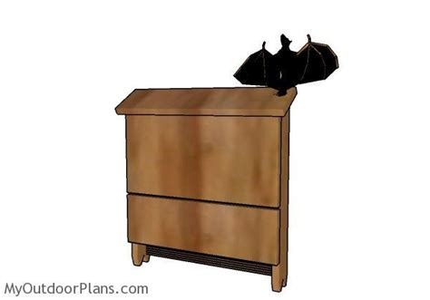 simple bat house plans simple bat house plans myoutdoorplans free woodworking plans and projects diy