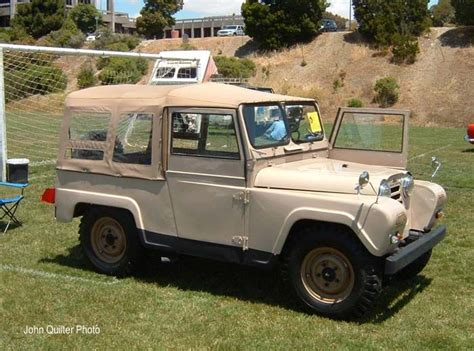 gypsy jeep not a jeep but still cool 1960 austin gypsy willys