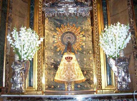 imagenes virgen maria pilar ismael de tomelloso
