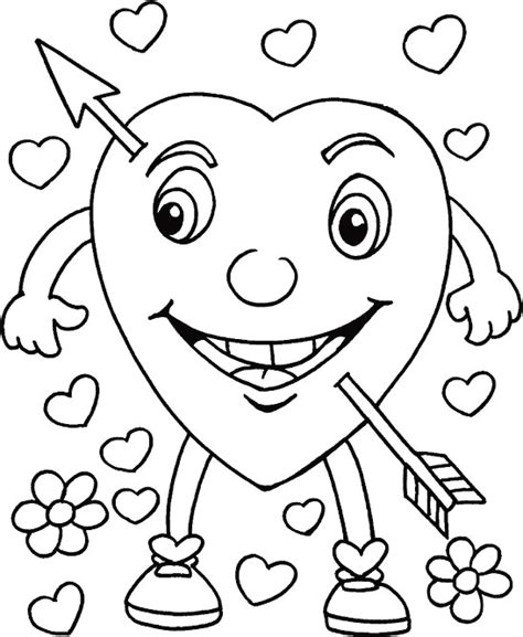valentines coloring pages math valentine math coloring picture