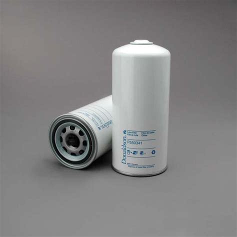 donaldson p series lube air coolant fuel and hydraulic donaldson lube filter spin on full flow p550341