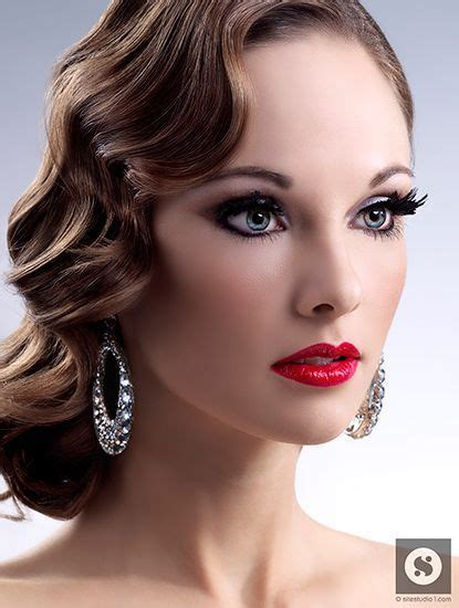 rods and finger wave hair styles 25 best ideas about finger waves wedding on pinterest