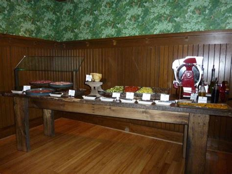 blue ridge dining room blue ridge dining room salad bar picture of blue ridge