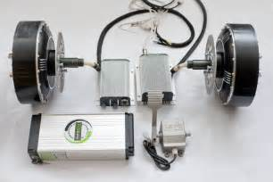Electric Car Conversion Motor E Car Conversion Kit 2x7kw 72v Electric Car Conversion