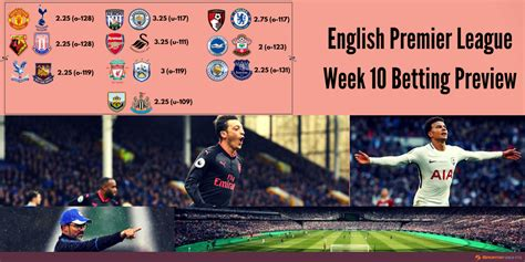 epl preview 2017 18 premier league week 10 betting preview sports