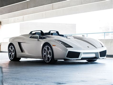 Lamborghini Gallardo Concept S Lamborghini Concept S Up For Grabs