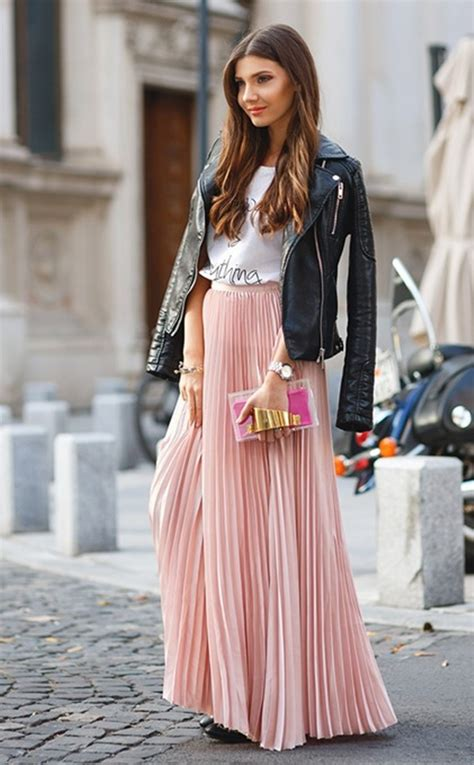 how to wear a maxi over 50 60 different maxi skirt outfits for girls page 2 lava360