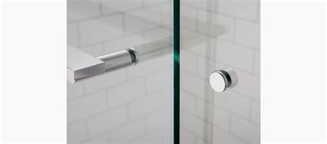 Kohler Shower Door Parts by Kohler Sliding Shower Doors Jacobhursh