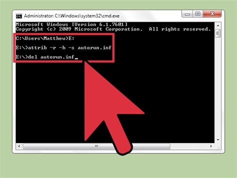 remove how to how to remove a virus from a flash drive 8 steps with pictures
